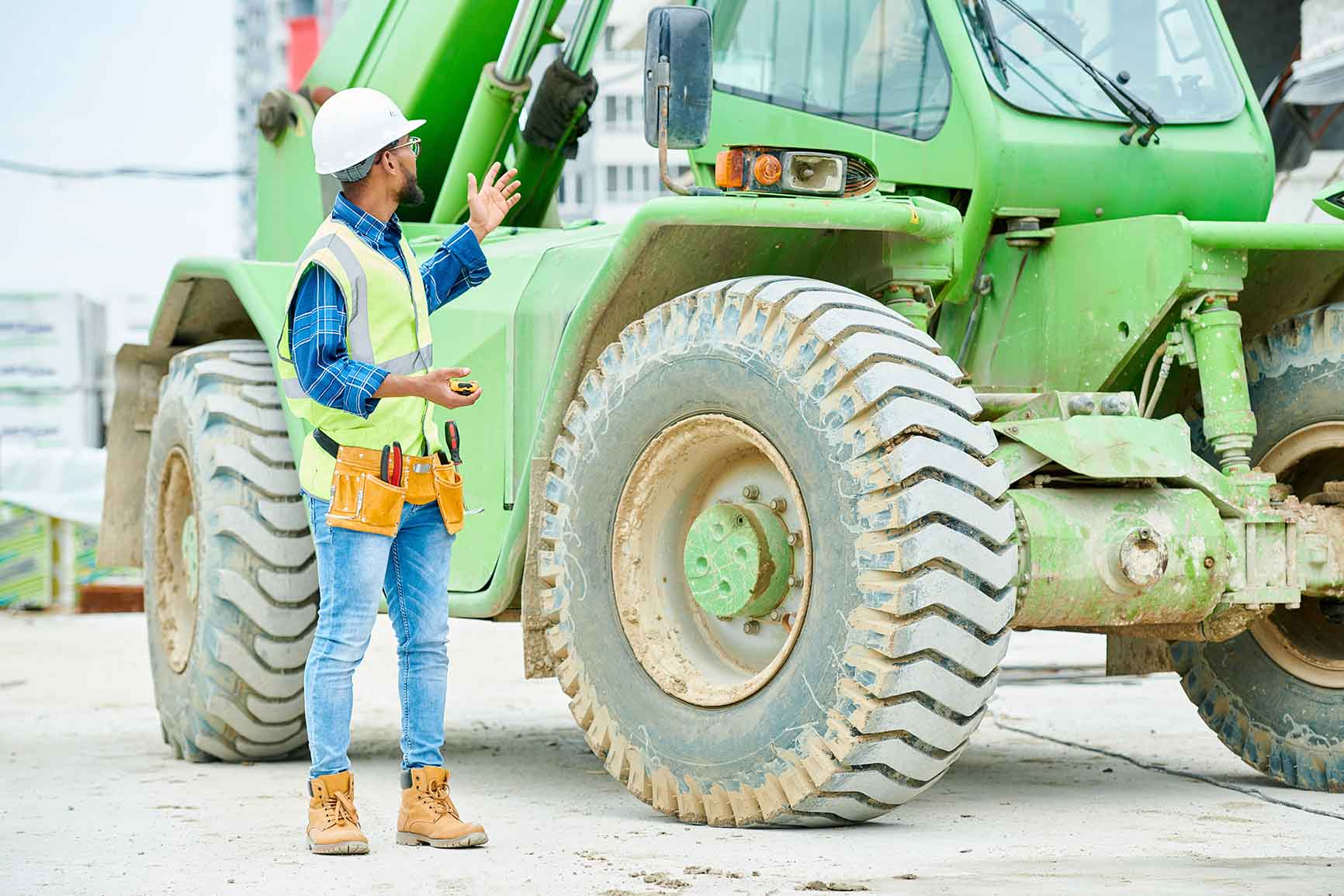 Assistenza in cantiere per la valutazione dei consumi carburante e recupero accise
